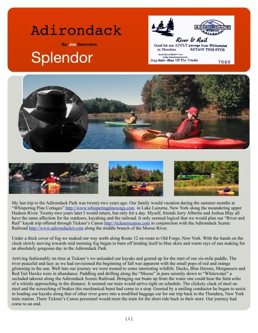Adirondack Splendor