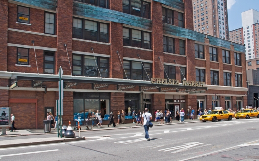 The Chelsea Market. Image © Joe Geronimo