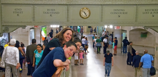 Grand Central Terminal. Image © Joe Geronimo