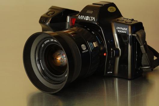 Minolta 7000i SLR