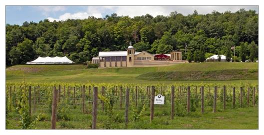 Heron Hill Winery. Image © Joe Geronimo