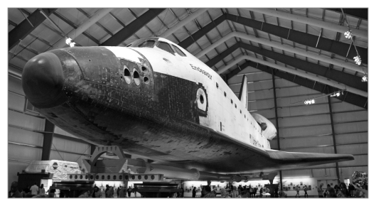 "United States ""Shuttle Endeavour"" at the California Science Center June 25th 2013. Image © Joe Geronimo"