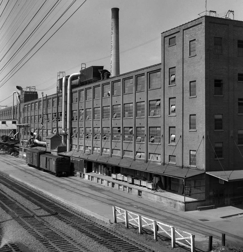 262 Franks Power Plant