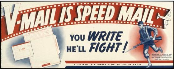 431218 V-Mail Packaging