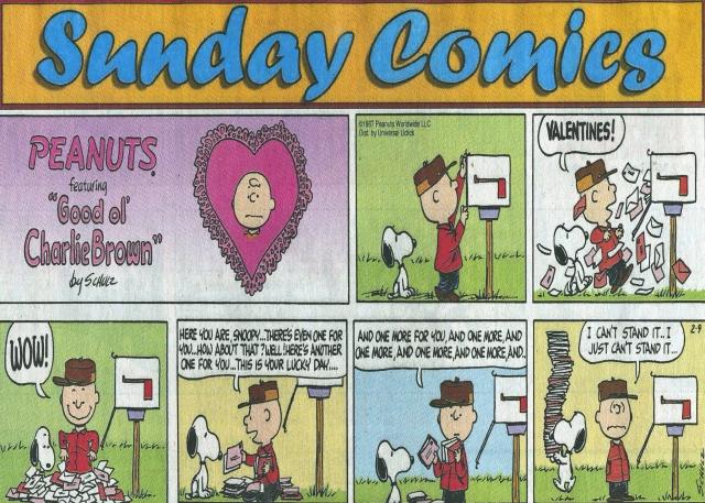 Charlie Brown Valentine