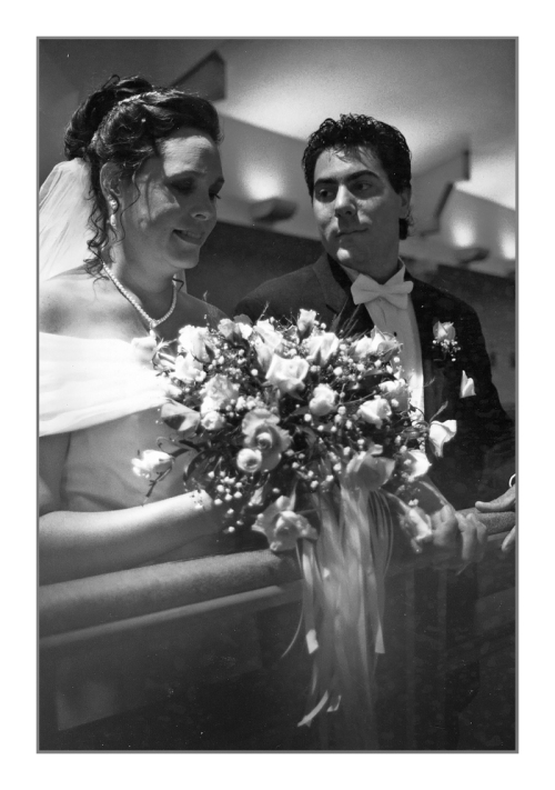 At the Altar on August 2nd, 1997 in Johnson City, NY.