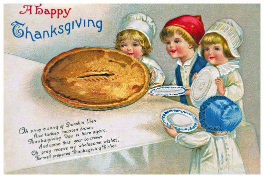 Thanksgiving Postcard 2014