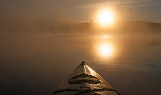 Sunrise Long Pond, Smithville Flats, NY. Image © Joe Geronimo