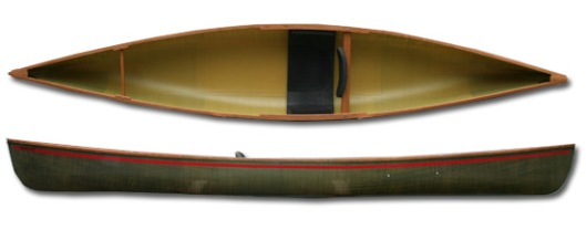 "Horseback Boats ""New Tricks 12"" Carbon Fiber Layup"