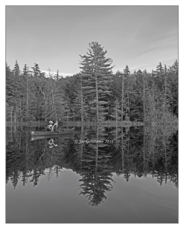 4th lake Essex Chain September 25th 2015. © Joe Geronimo