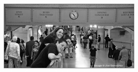 Grand Central Terminal June 15th 2013. Image © Joe Geronimo.