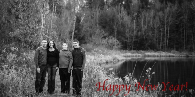 Wishing our family and friends a Happy & Healthy New Year!