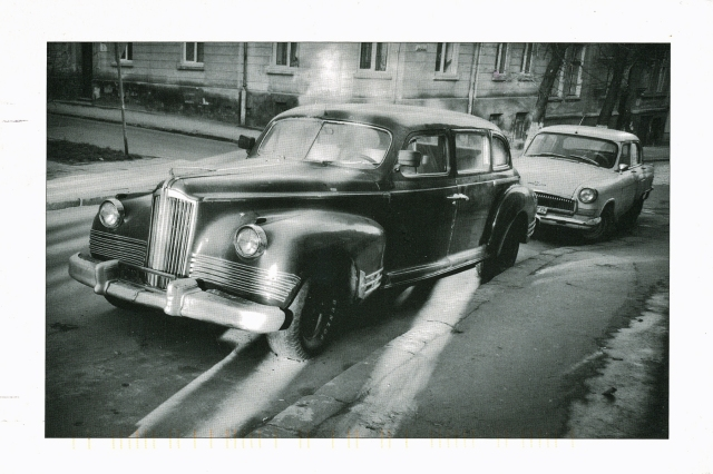 Old Cars.....