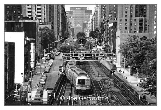 Park Ave. Viaduct Manhattan July 1993.