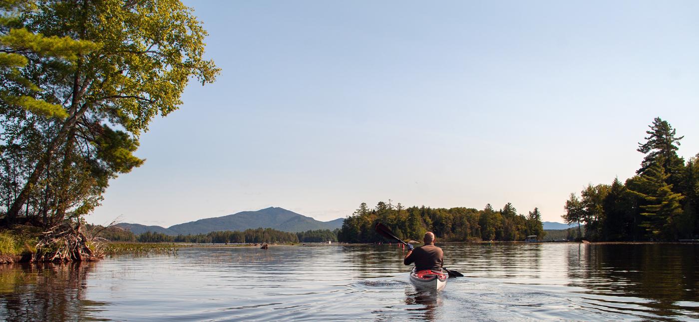 Dave & I Oseetah Lake Adirondacks September 3rd 2016